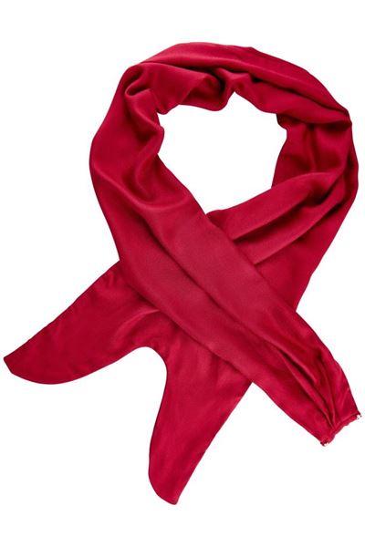 SAPPHIRE - RIBBON - Wine Red