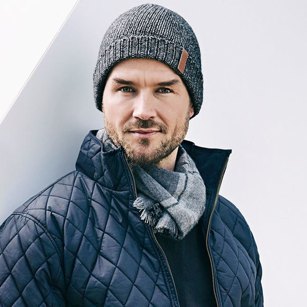 JOURNEY KNITTED HAT - MALE